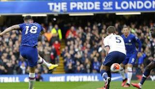 Chelsea vs Tottenham Hotspur 2-1 Highlights