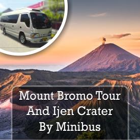 bromo by minibus