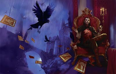 Reseñas - Dungeons & Dragons - La Maldición de Strahd