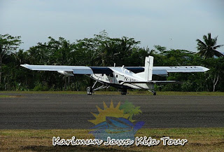 pesawat susi air karimunjawa
