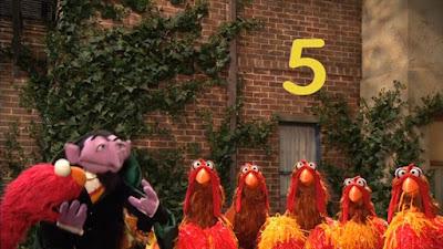 Sesame Street Count On Elmo