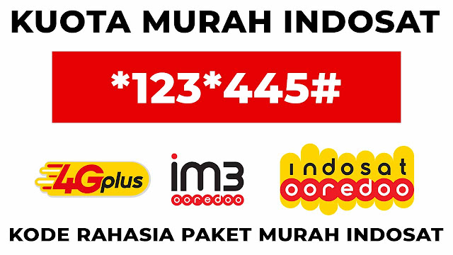 kode rahasia paket murah indosat