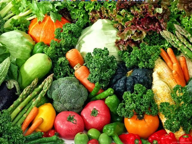 Pengambilan sayur dan buah mampu menyelamatkan 2.7 juta nyawa