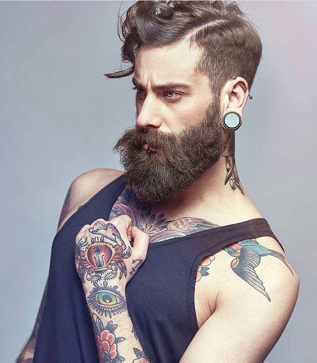 Tatuaje para hombre pecho