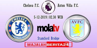 Prediksi Chelsea vs Aston Villa — 5 Desember 2019