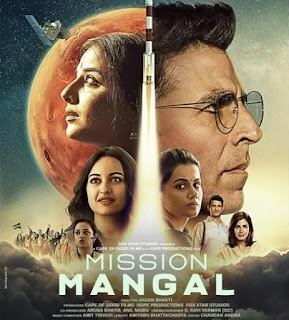 Mission Mangal 2019 Download 720p WEBRip