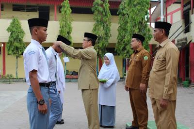 Pelaksanaan UAMBN-BK MAN Tanjungbalai Resmi Dibuka Kakankemenag