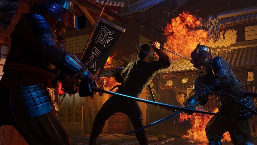 Анонс стелс-экшена Ninja Simulator о приключениях в феодальной Японии