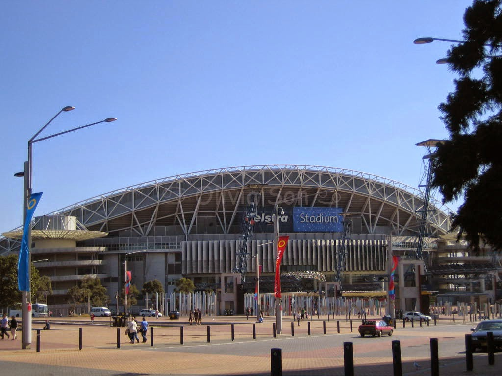 Stadium, Sydney, Australie