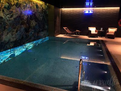 Lotte Hotel San Petersburgo spa