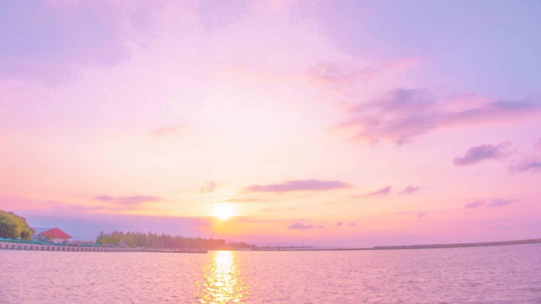 Dermaga Pantai Sendang Sikucing