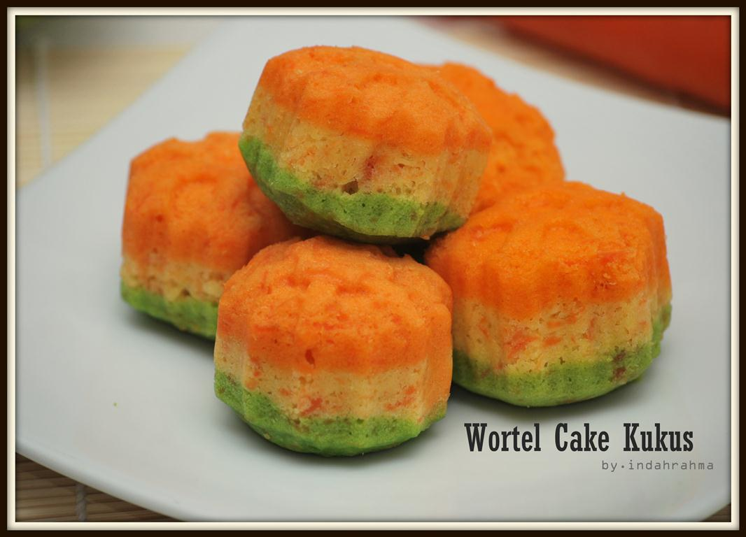 Resep Fruit Cake Kukus Yongki Gunawan: Cerita Indah ...: All About Carrot