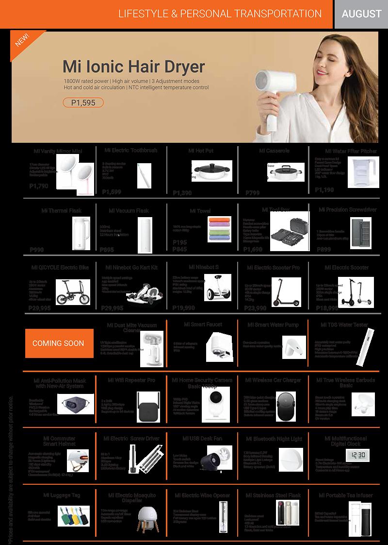 Xiaomi Brochure Page 2