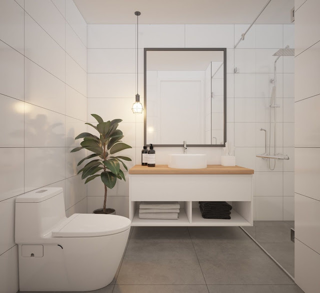 Bathroom Water Closet Design
