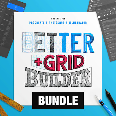 letter builder and grid builder