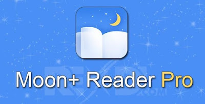 Moon+ Reader Pro Apk for Android (paid)