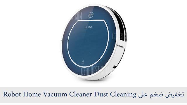 تخفيض ضخم على Robot Home Vacuum Cleaner Dust Cleaning