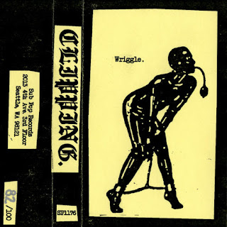 Clipping - Wriggle (EP) (2016) -  Album Download, Itunes Cover, Official Cover, Album CD Cover Art, Tracklist