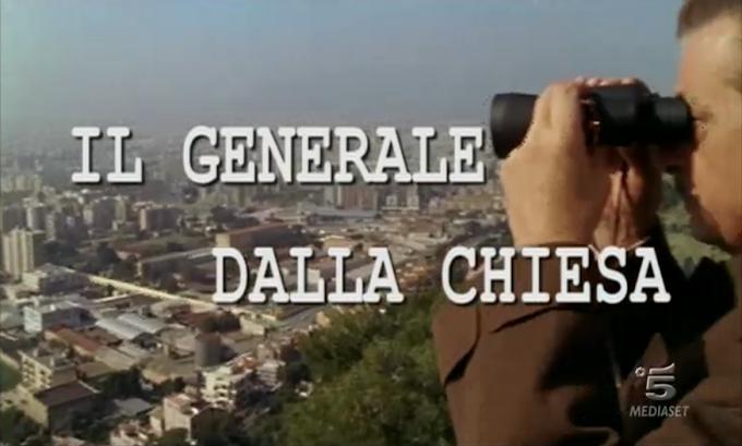''Il Generale Dalla Chiesa'': su Canale 5 la miniserie in occasione del 39° anniversario della sua scomparsa