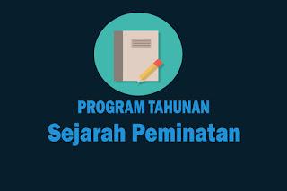 Program Tahunan Mata Pelajaran Sejarah Peminatan Kurikulum 2013 Revisi