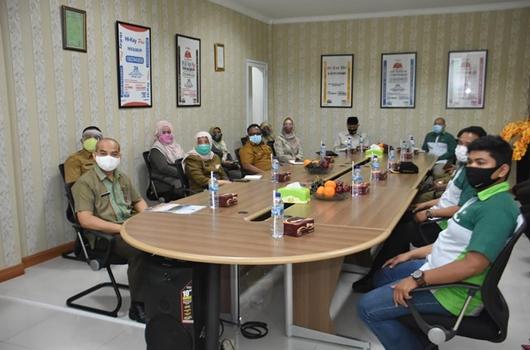 Silaturahmi dengan PT. Agri Sumba Mas, Wako H.Mahyeldi Janji  Berikan Rasa Aman Berinvestasi di Padang