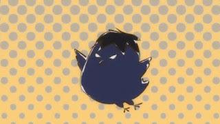 Hellominju.com: ハイキュー!! アニメ   烏野アイキャッチ   Haikyū!! Commercial Break    Hello Anime !