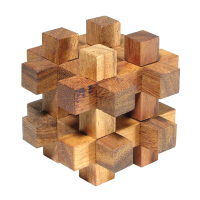 Ac Motor Speed Picture: 3d Wooden Puzzle
