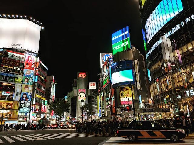 Shibuya - Japan
