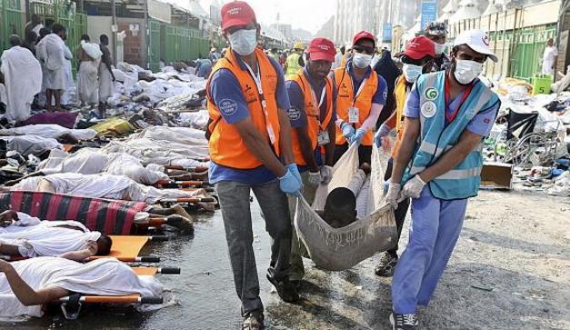 nigerians killed hajj stampede