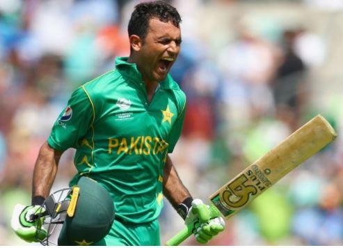 फखर ज़मान के शतक की बदौलत पाकिस्तान ने दिया 339 रनों का लक्ष्य