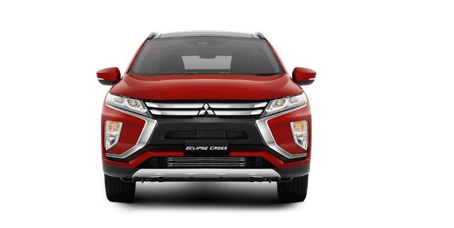 Spesifikasi & Fitur Mitsubishi Eclipse Cross