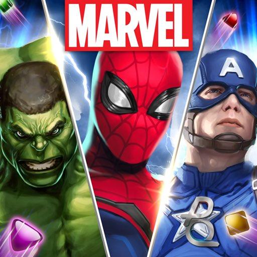 Marvel Puzzle Quest v201.526790 Apk Mod [Dinheiro Infnito]