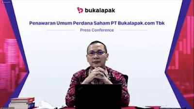IPO Saham Bukalapak.com
