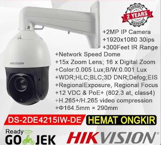 IP Camera HIKVISION DS-2DE4215IW-DE