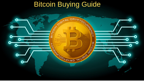A step by step guide to buying bitcoins