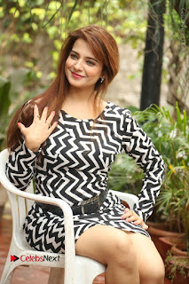 Actress Saloni Latest Pos in Short Dress  0232.JPG