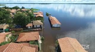Chuvas no Maranhão: 13 cidades já decretaram situação de emergência