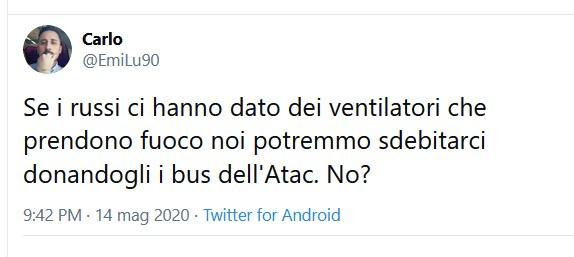 Situazione del trasporto pubblico di Roma di venerdì 15 maggio