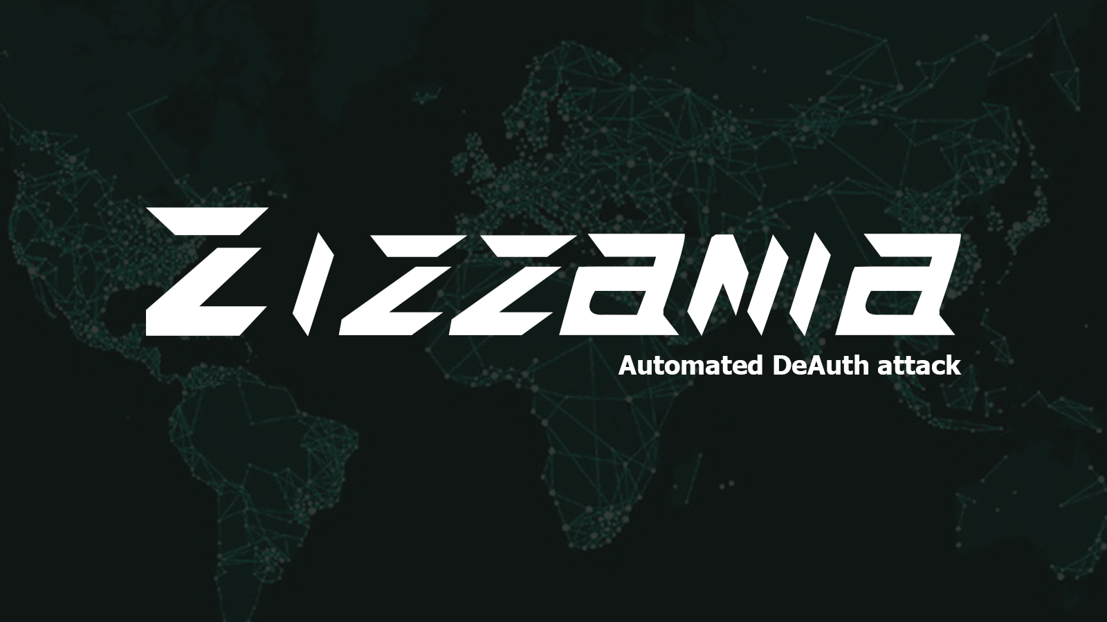 Zizzania - Automated DeAuth Attack