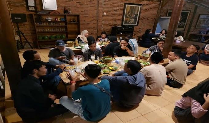 Resmi Disumpah di Pengadilan Tinggi Banten, Ade Multiawan S.H, Gelar Tasyakuran Buka Puasa Bersama