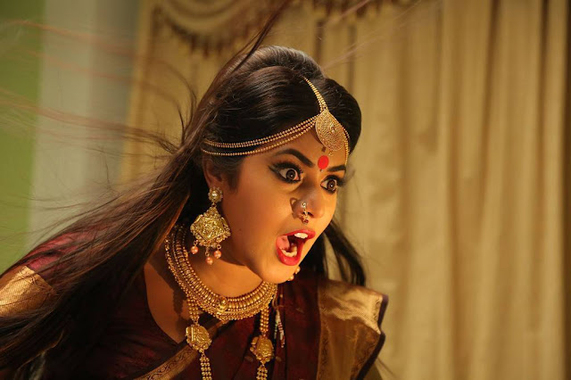 Poorna Actress Stills From Avanthika Movie