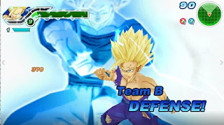 NEW DBZ TENKAICHI TAG TEAM MOD PARA CELULARES ANDROID E PC PPSSPP + DOWNLOAD