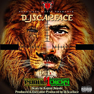 DJ Scarface - Public Enemy #1 (2016) - Album Download, Itunes Cover, Official Cover, Album CD Cover Art, Tracklist