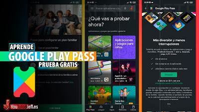 Google Play Pass gratis