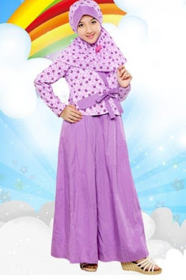 Baju Gamis Anak Perempuan Umur 12 Tahun