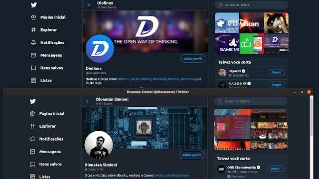 Clientes de Twitter para Linux