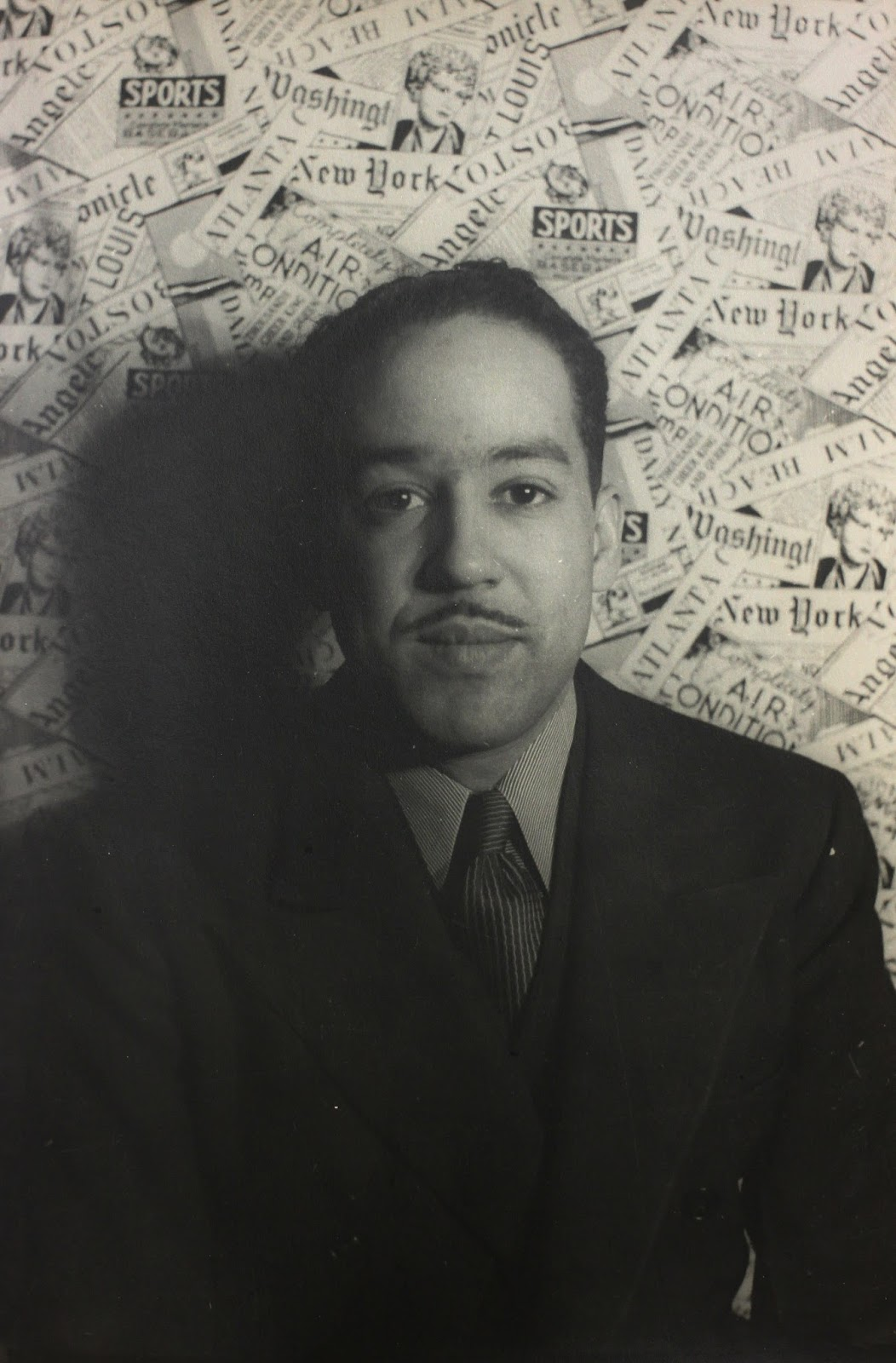 brandeis special collections spotlight langston hughes treasures hughes s artistic and political agendas were not mutually exclusive and it is fascinating to hone in on those aspects of hughes s work that render it jazz