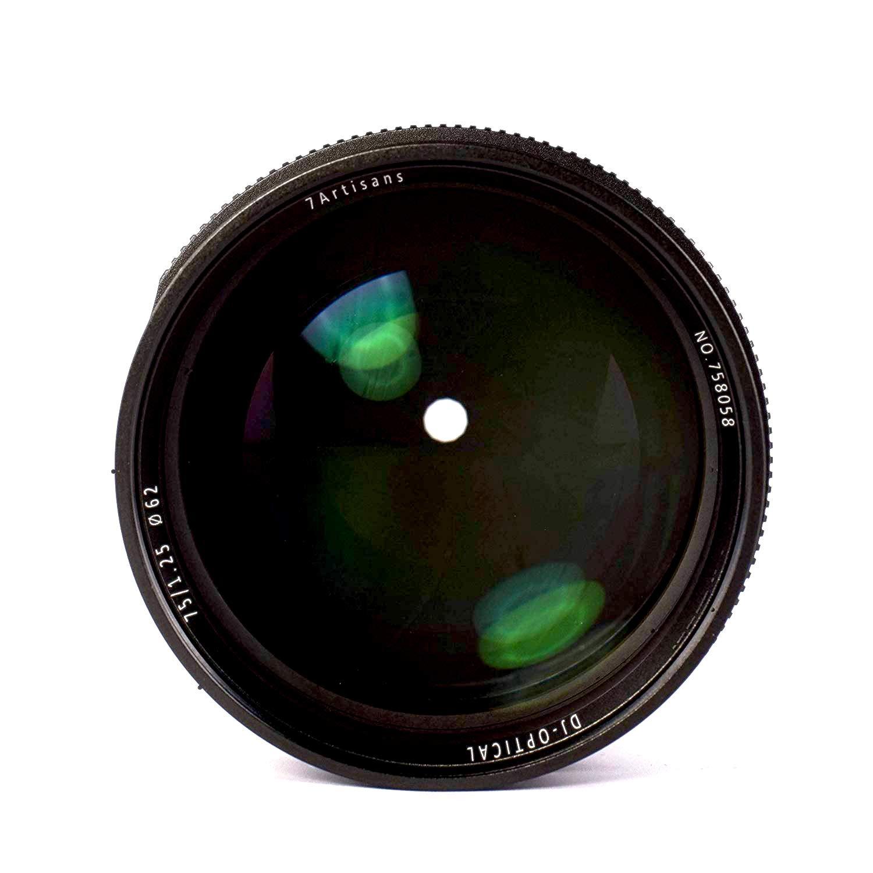 7artisans Photoelectric 75mm f/1.25