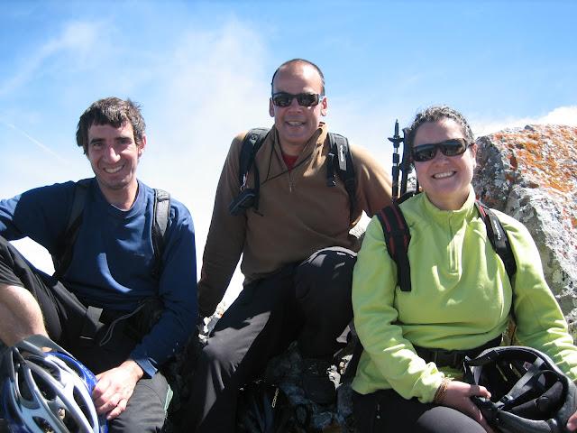 Rutas Montaña Asturias: Cima del Segundo Castillín