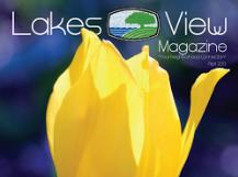 April 2013 Magazine Cover